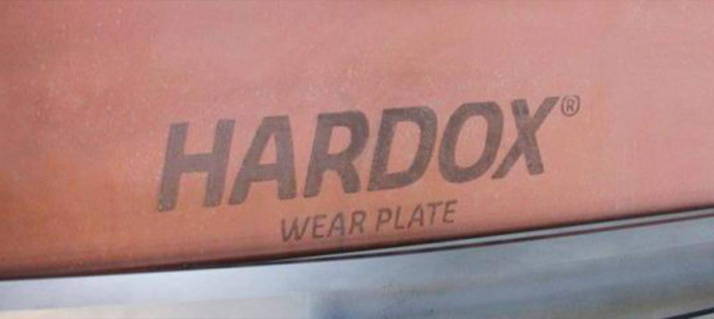 Hardox Armour Steel