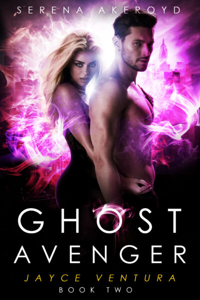 Ghost Avenger cover link to purchase