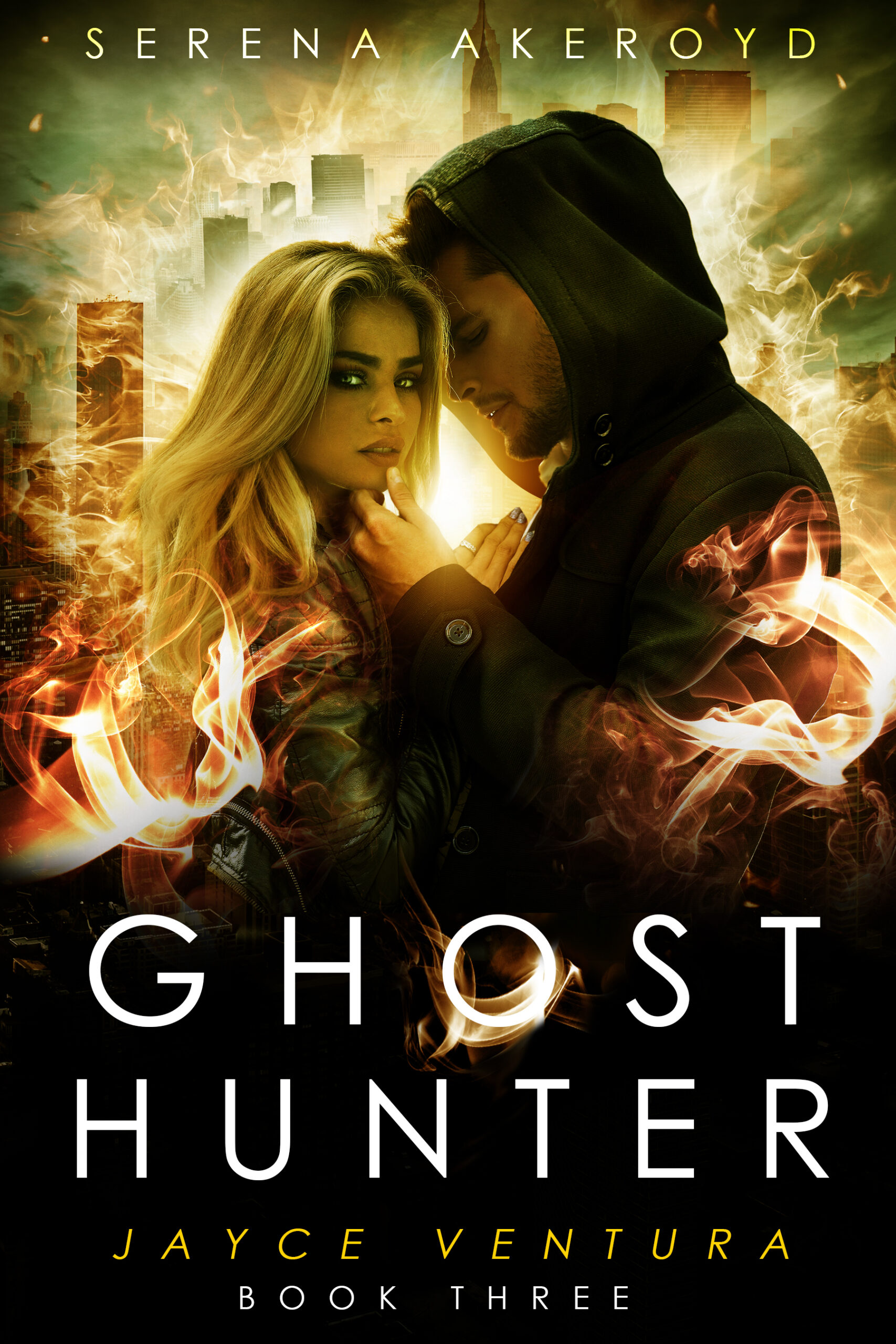 Ghost Hunter cover link to purchase
