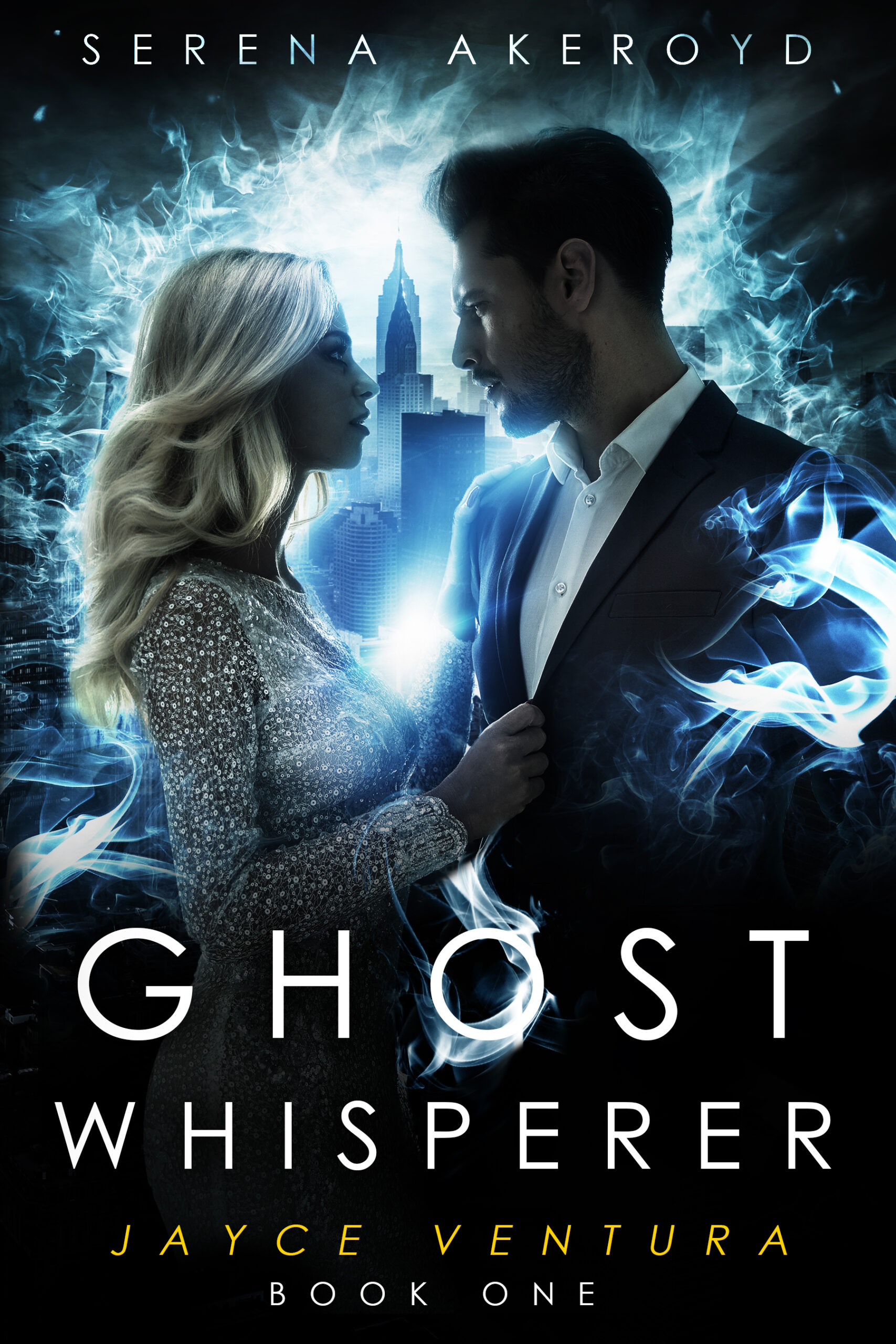 Ghost whisperer cover link to purchase