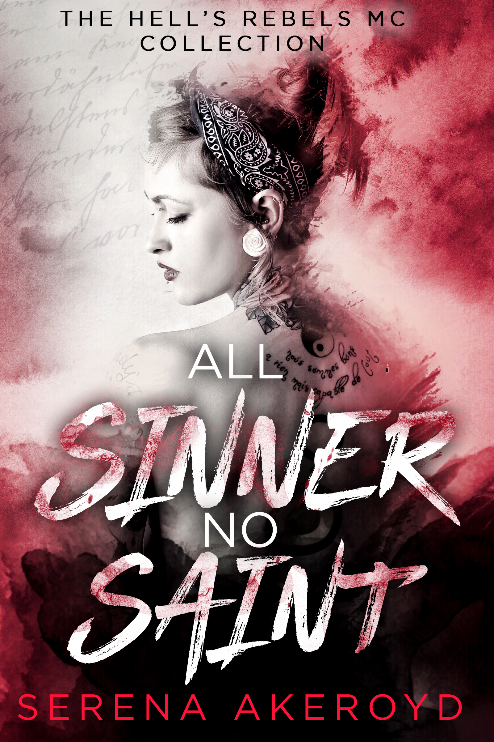 Cover for All Sinner No Saint and link to purchase