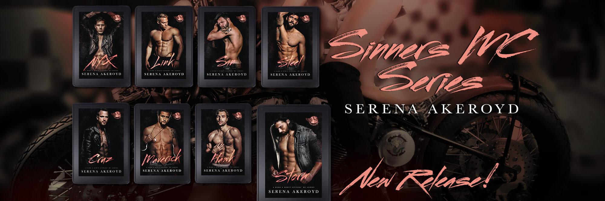 Maverick - Satan's Sinners MC by Serena Akeroyd