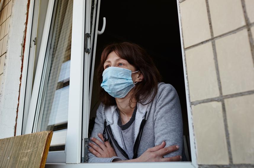 Losing Human Contact During the COVID-19 Coronavirus Pandemic