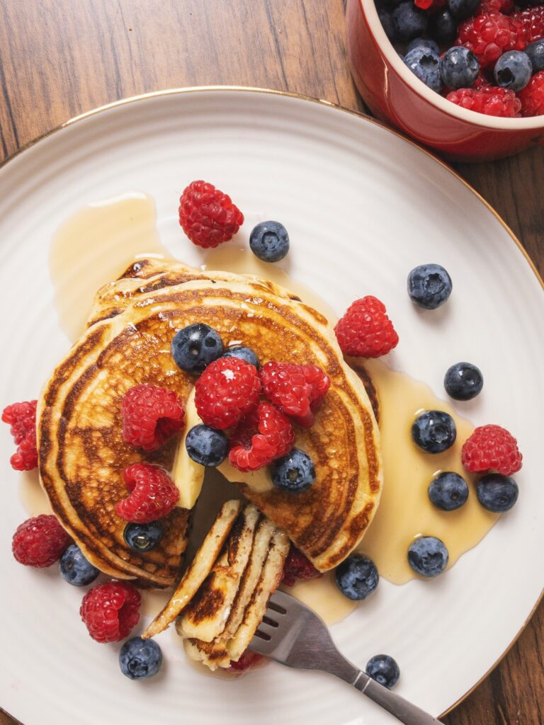 Mochi Pancakes Recipe