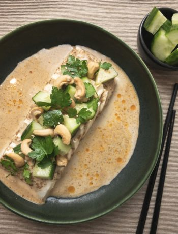 Chilled Tofu with Bang-Bang Sauce Recipe