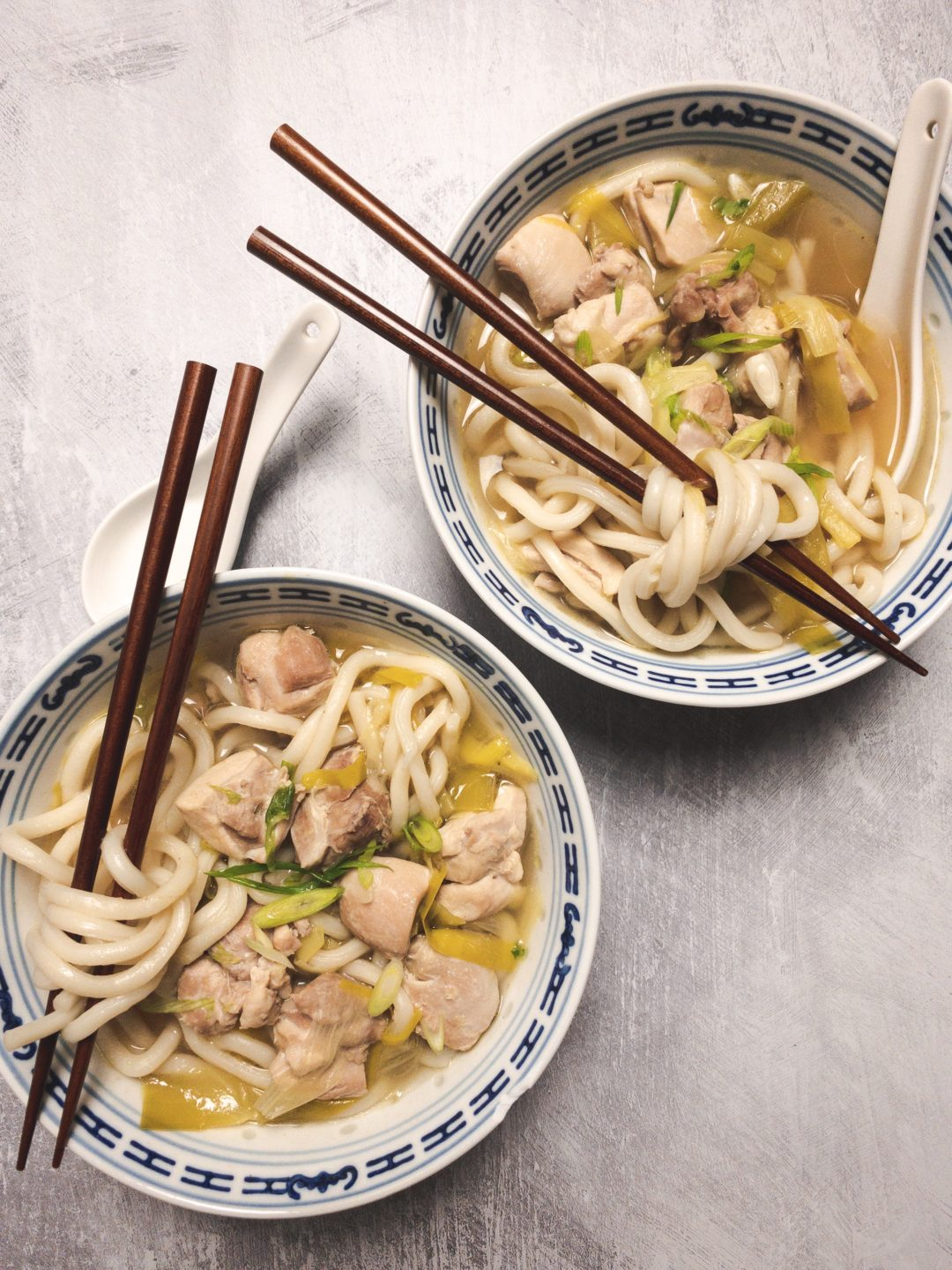 Chicken Udon Soup Recipe