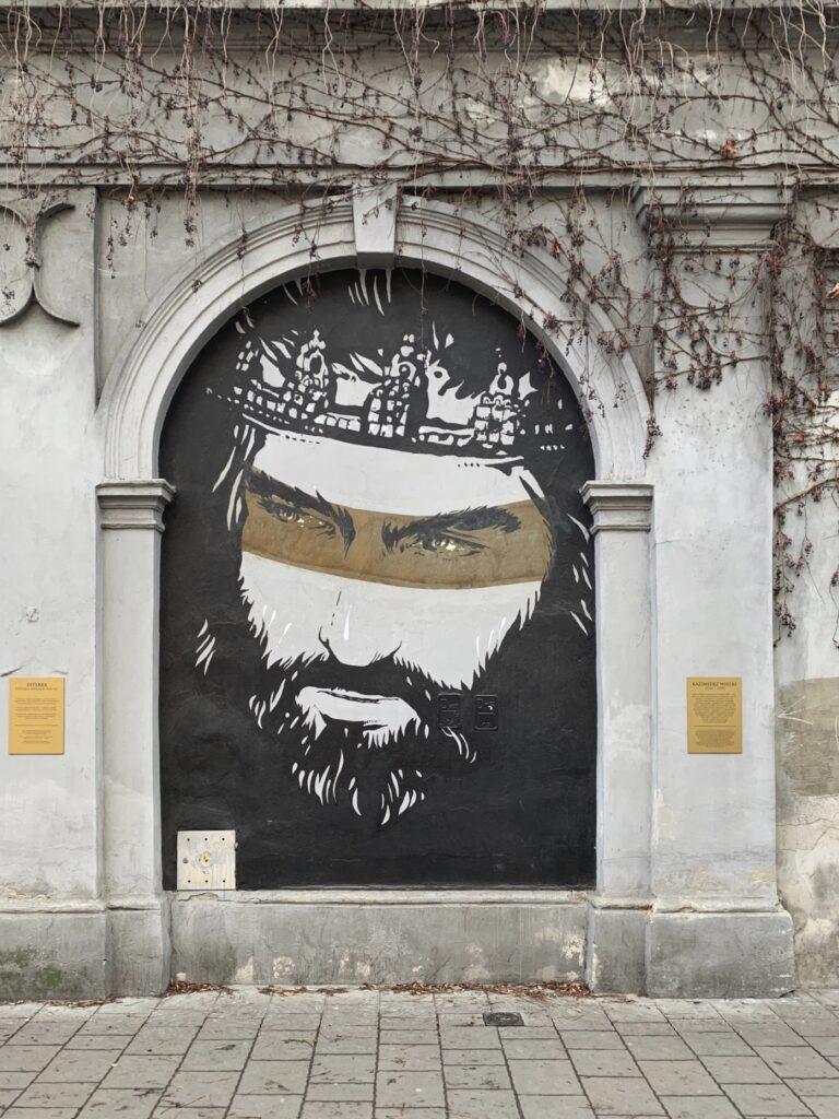 Krakow Street Graffiti