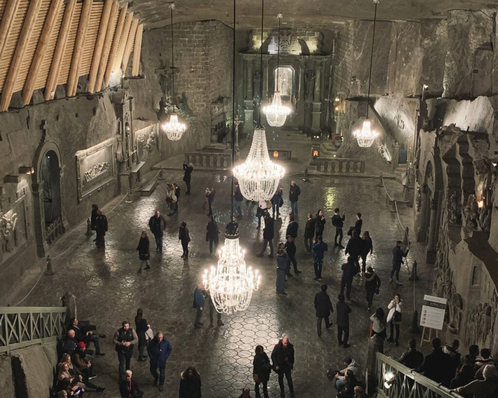 Wieliczka Salt Mine, Chapel of St. Kinga