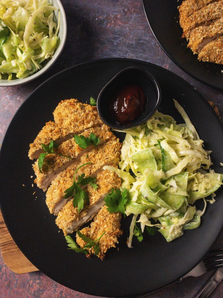 Baked Chicken Katsu Recipe