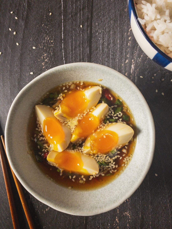 Mayak Eggs Recipe