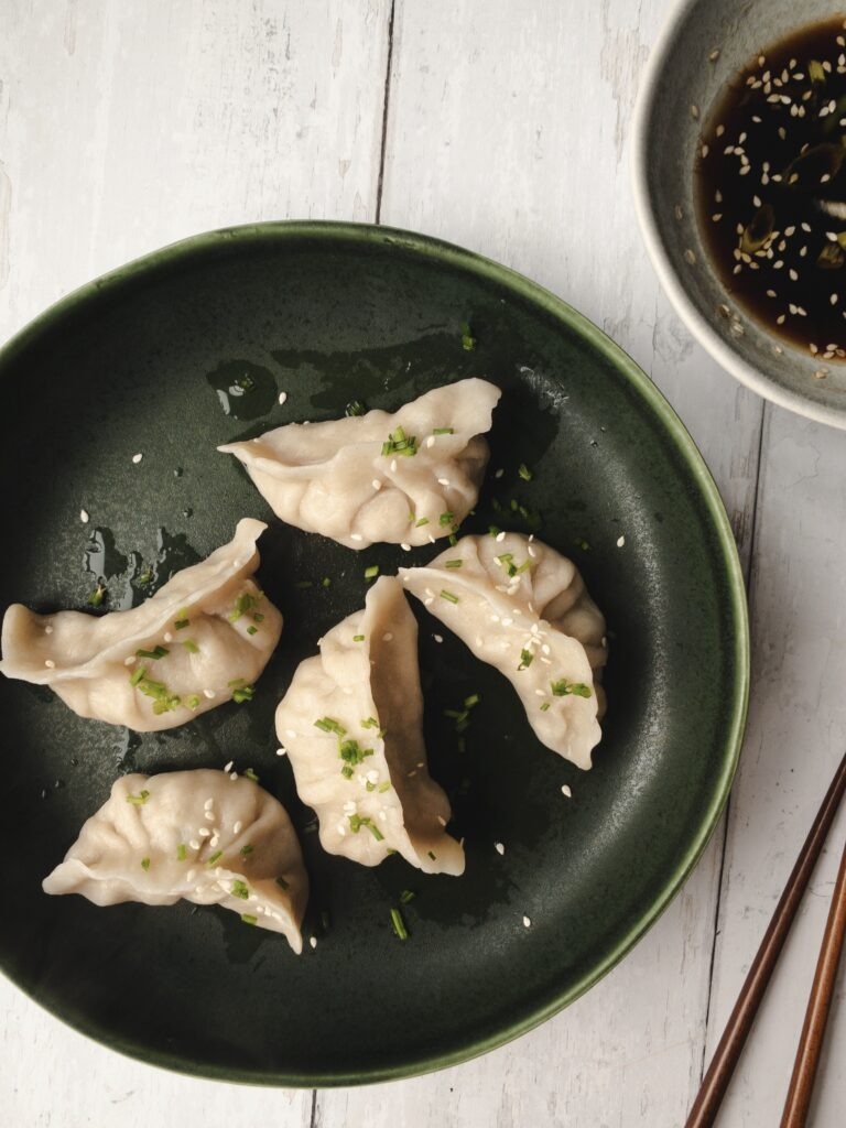 Pork and Chives Dumplings (Jiao Zi) Recipe
