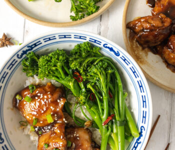 Sticky Soy Sauce Chicken Recipe