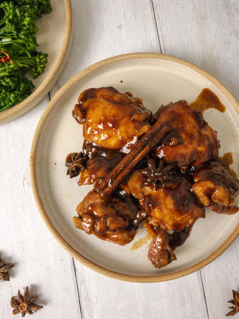 Sticky Soy Sauce Chicken Recipe