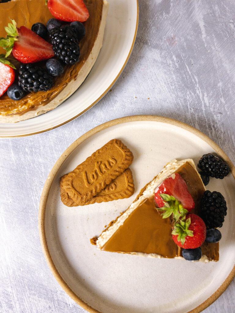Biscoff Cheesecake Recipe
