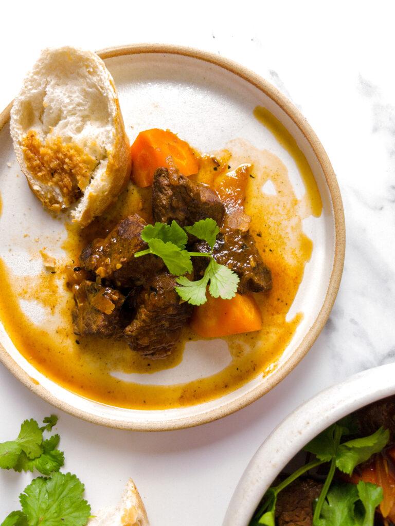 Baguette for Vietnamese Beef Stew