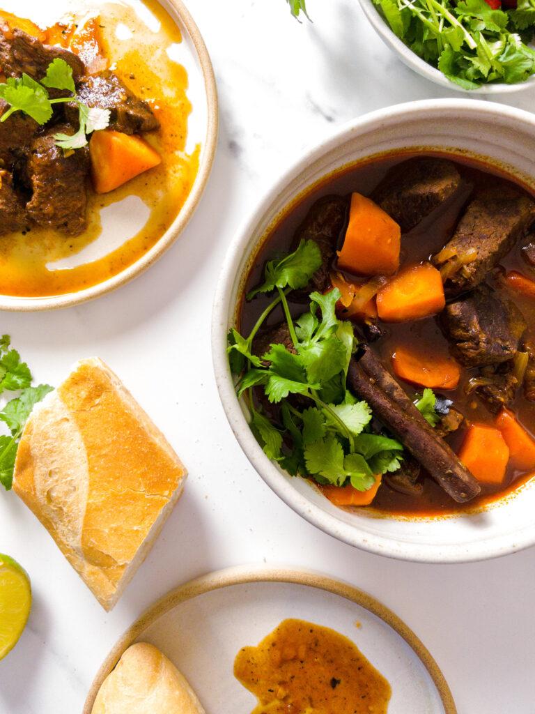 Vietnamese Beef Stew Recipe