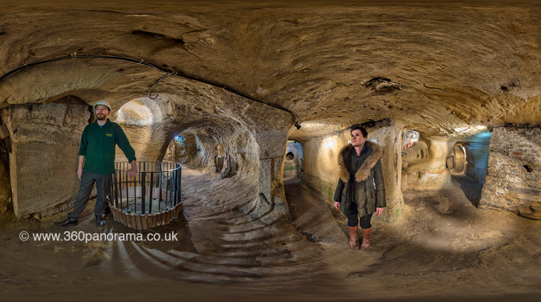 City of Caves