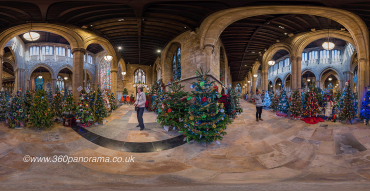 Melton Mowbray Christmas Tree Festival