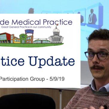Practice Update Video September 2019
