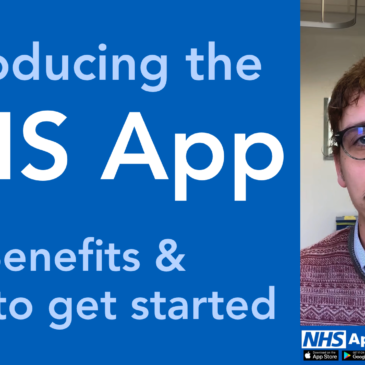 Introducing The NHS App!