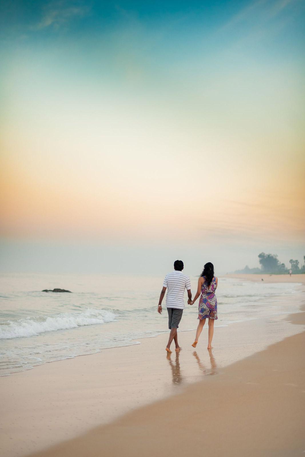 Best Wedding Photographer Mangalore | Beach Couple Photography India