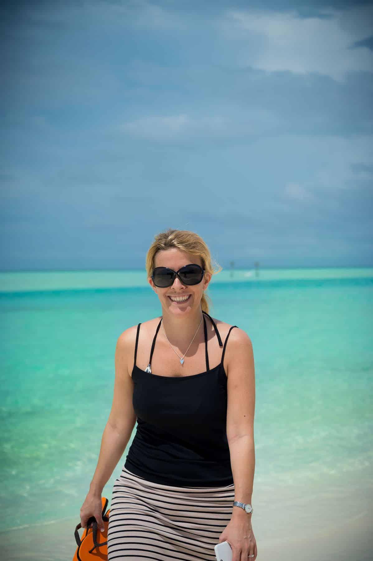 Turquoise beach Anantara Dhigu
