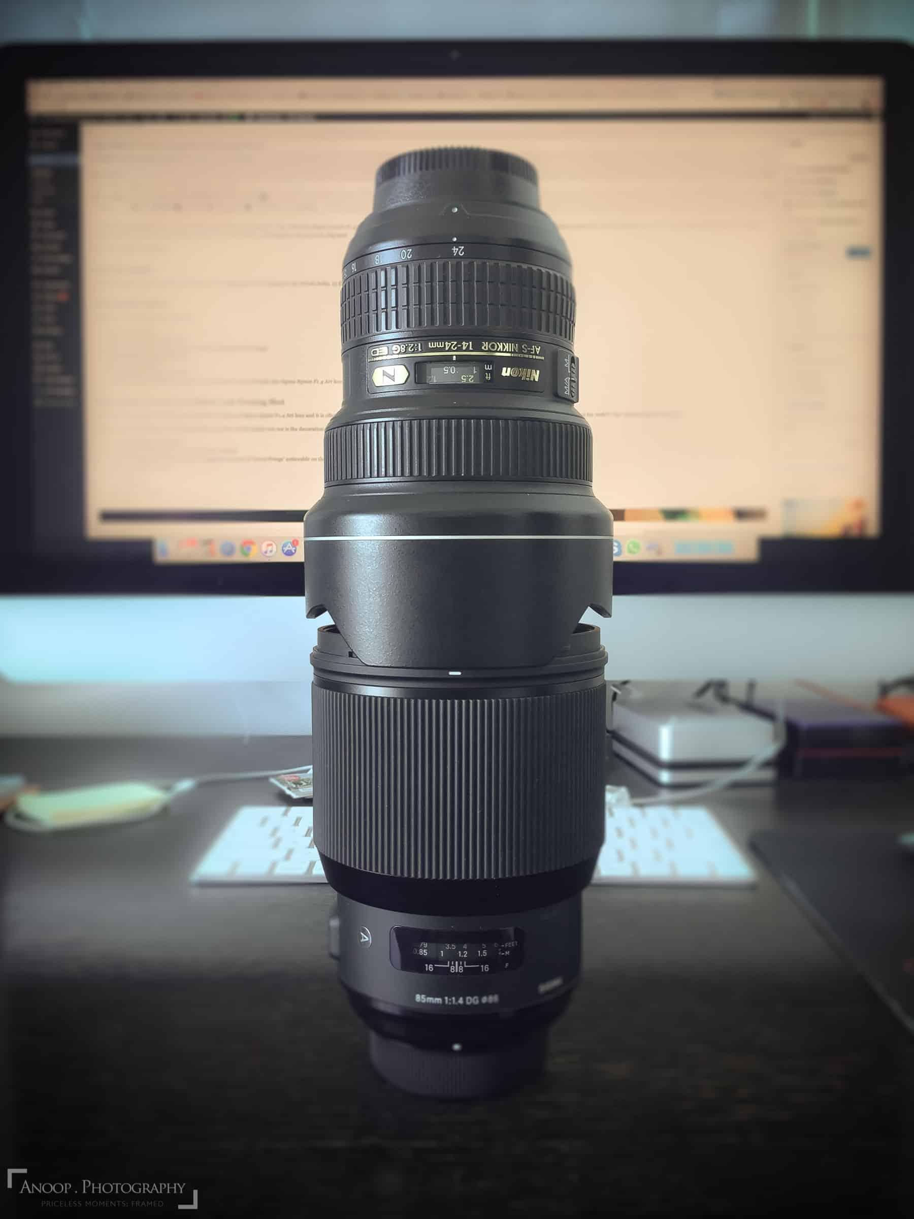 sigma-85mm-f1-4-art-compared-to-nikon-14-24mm-f2-8