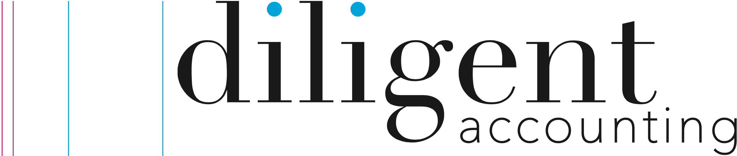 Diligent Accounting Logo