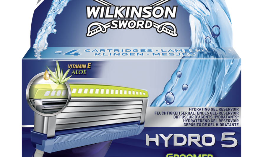 Blog-Parade mit dem Wilkinson Hydro 5 Groomer: Refresh Your Style!