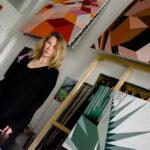 Painter and Multimedia Artist, Jana Babincová (Prague, CZ)