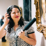 Art Historian + Podcaster, Tamar Avishai, The Lonely Palette (Ohio, USA)