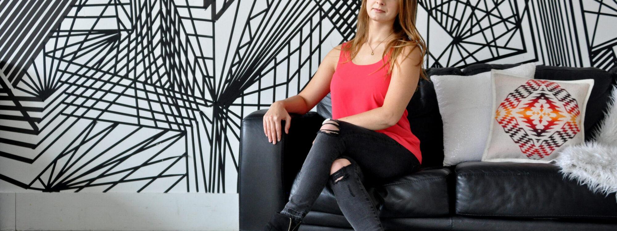 Curator + Podcaster, Liza Zhurkovskaya, Curator on the go (Canada)