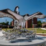 Metal Sculptor, Dumay Gorham (Wilmington, NC, USA)