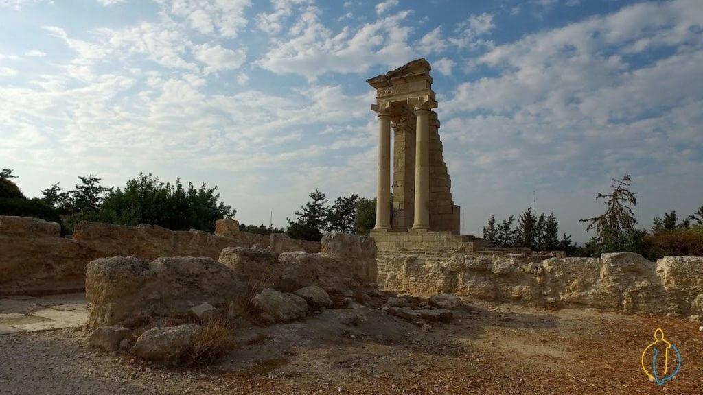 Sanctuary of Apollo Hylates - The Island of Cyprus