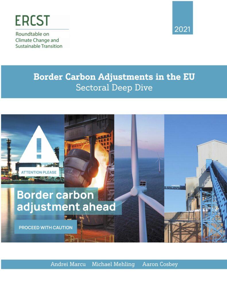 20210317 CBAM II_Report I Sectors