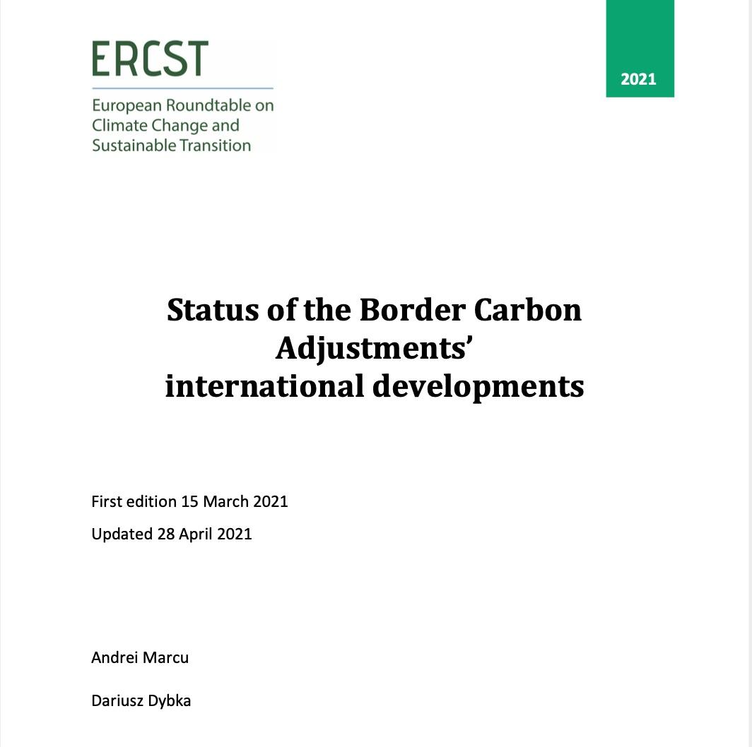 BCAs update cover April 2021