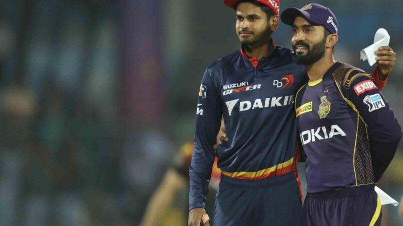 DC vs KKR IPL 2019