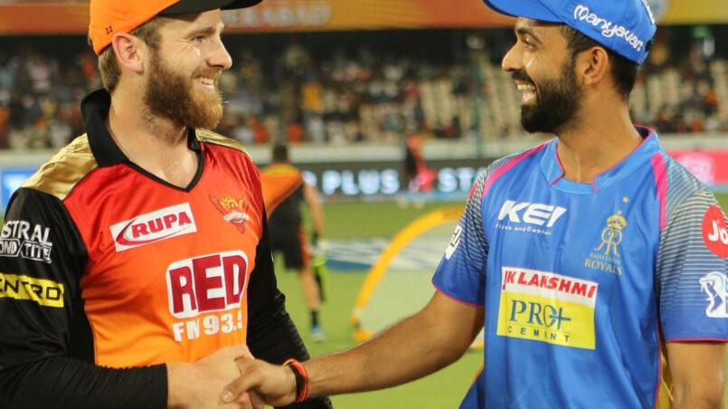 SRH vs RR IPL 2019