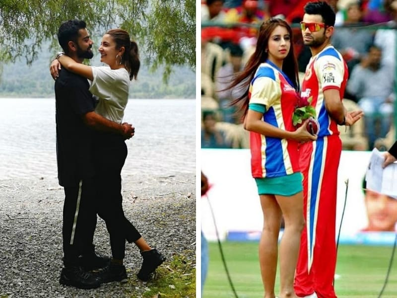 Virat Kohli Girlfriends