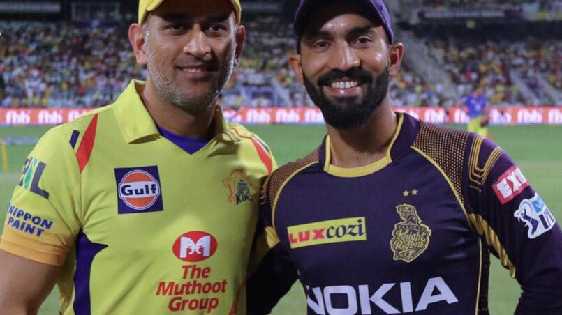 CSK vs KKR IPL 2019