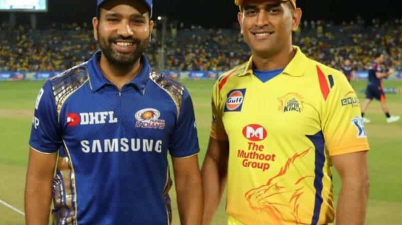 CSK vs MI IPL 2019