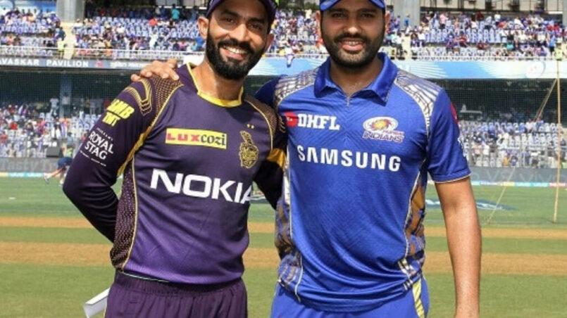 KKR vs MI IPL 2019