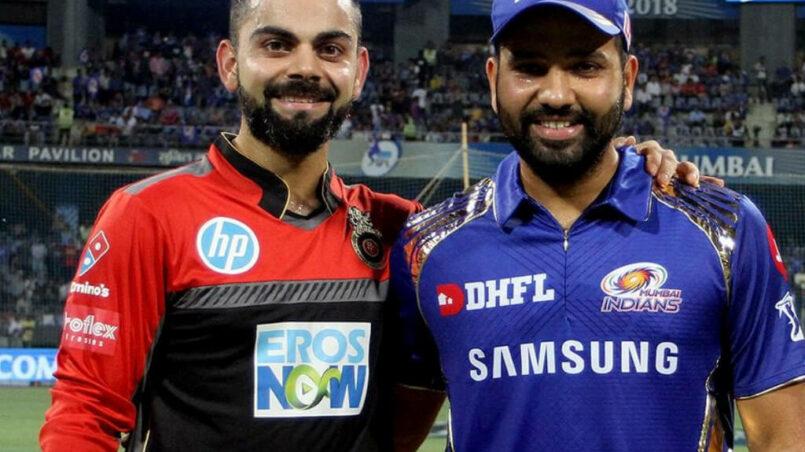 MI vs RCB IPL 2019