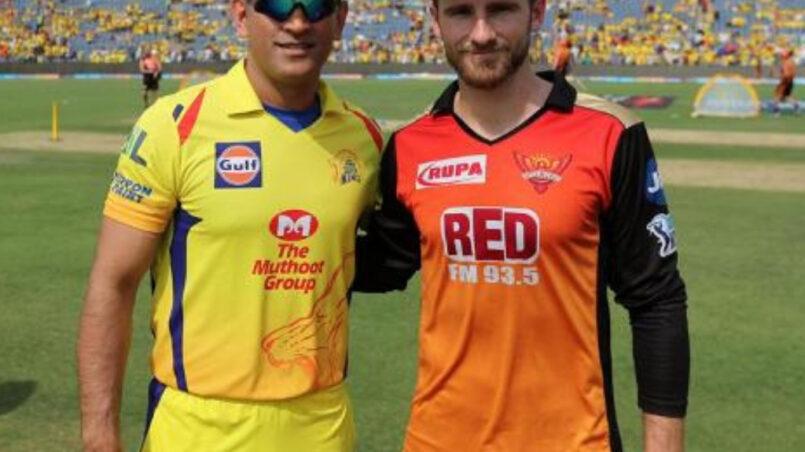 SRH vs CSK IPL 2019