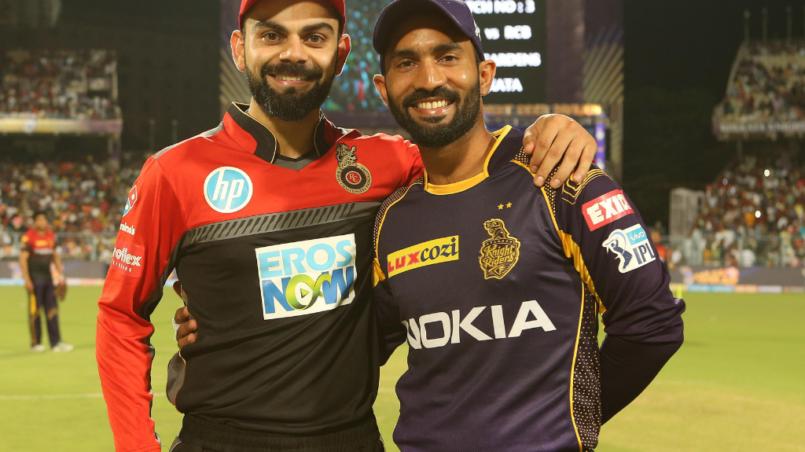 RCB vs KKR IPL 2019