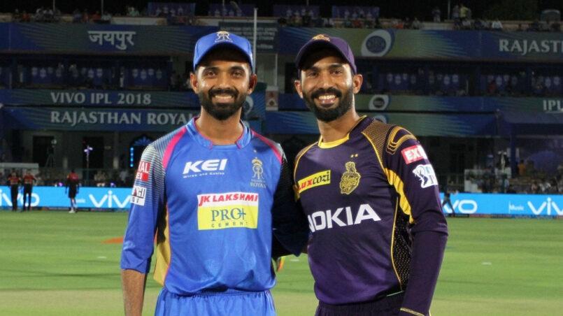RR vs KKR IPL 2019