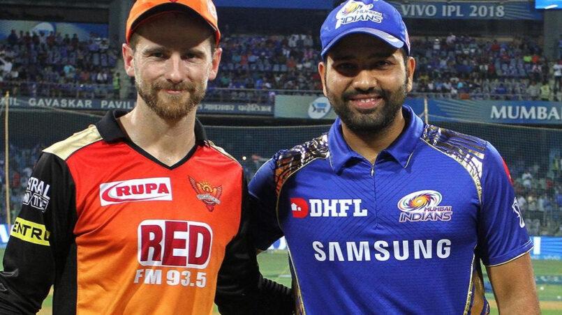 SRH vs MI IPL 2019