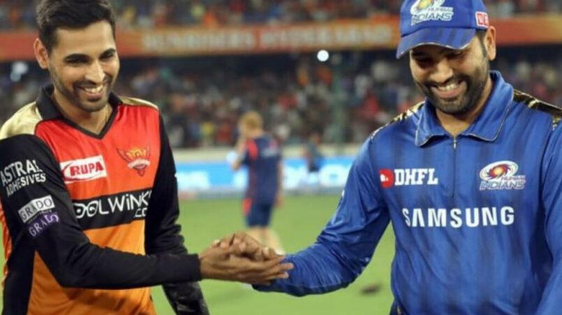 MI vs SRH IPL 2019