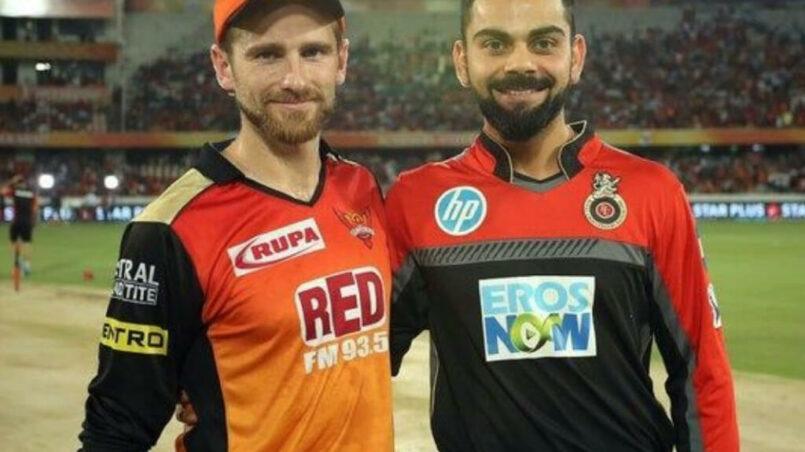 RCB vs SRH IPL 2019