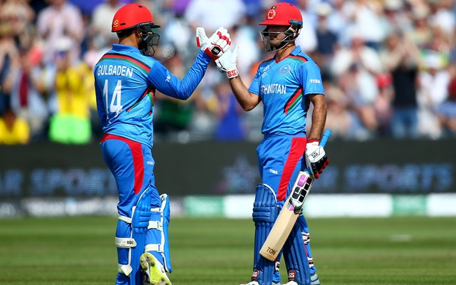 Afghanistan v Australia - ICC Cricket World Cup 2019
